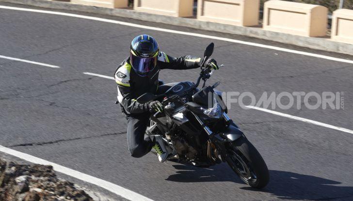 Prova Honda CBR500R e CB500F 2019: caratteristiche, opinioni e prezzi - Foto 96 di 123