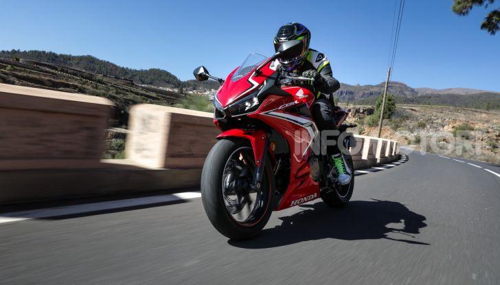 Prova Honda CBR500R e CB500F 2019: caratteristiche, opinioni e prezzi - Foto 104 di 123