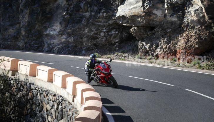 Prova Honda CBR500R e CB500F 2019: caratteristiche, opinioni e prezzi - Foto 117 di 123