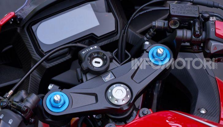 Prova Honda CBR500R e CB500F 2019: caratteristiche, opinioni e prezzi - Foto 49 di 123