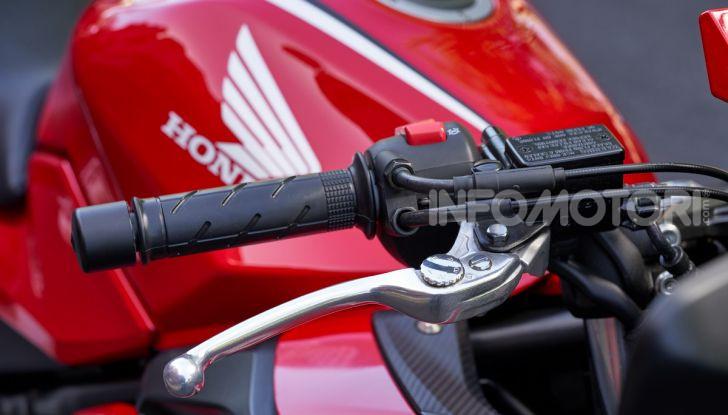 Prova Honda CBR500R e CB500F 2019: caratteristiche, opinioni e prezzi - Foto 51 di 123