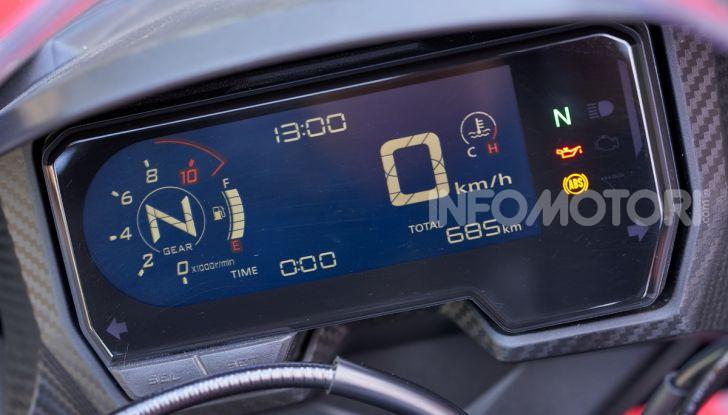 Prova Honda CBR500R e CB500F 2019: caratteristiche, opinioni e prezzi - Foto 52 di 123