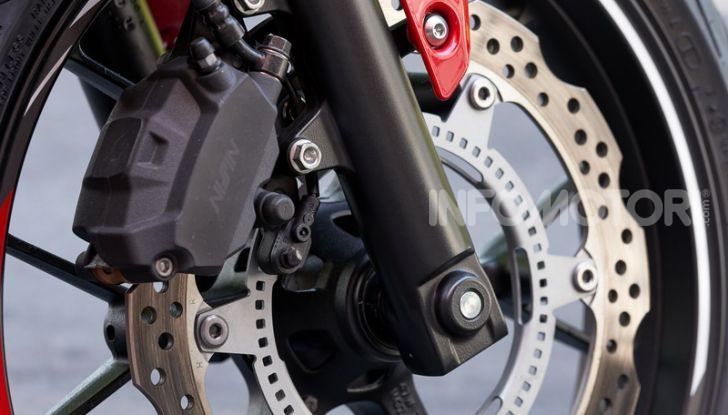 Prova Honda CBR500R e CB500F 2019: caratteristiche, opinioni e prezzi - Foto 55 di 123
