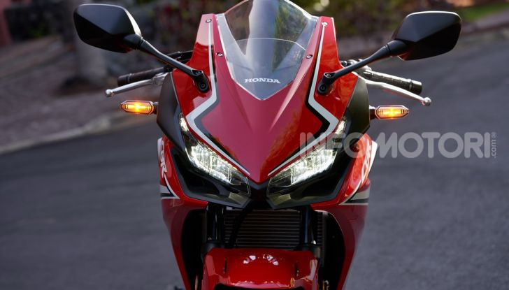 Prova Honda CBR500R e CB500F 2019: caratteristiche, opinioni e prezzi - Foto 57 di 123