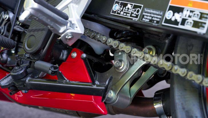 Prova Honda CBR500R e CB500F 2019: caratteristiche, opinioni e prezzi - Foto 59 di 123