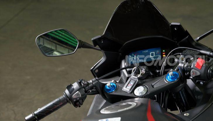 Prova Honda CBR500R e CB500F 2019: caratteristiche, opinioni e prezzi - Foto 71 di 123
