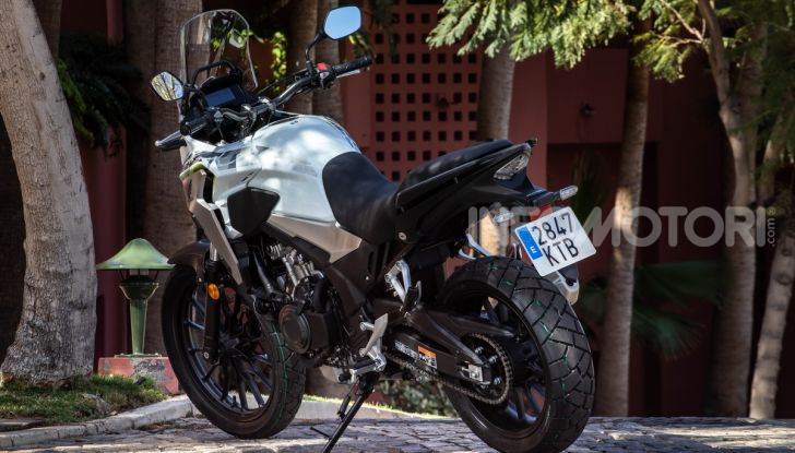 Prova Honda CB500X 2019: 19″ all'anteriore, caratteristiche, prezzo e impressioni - Foto 8 di 42