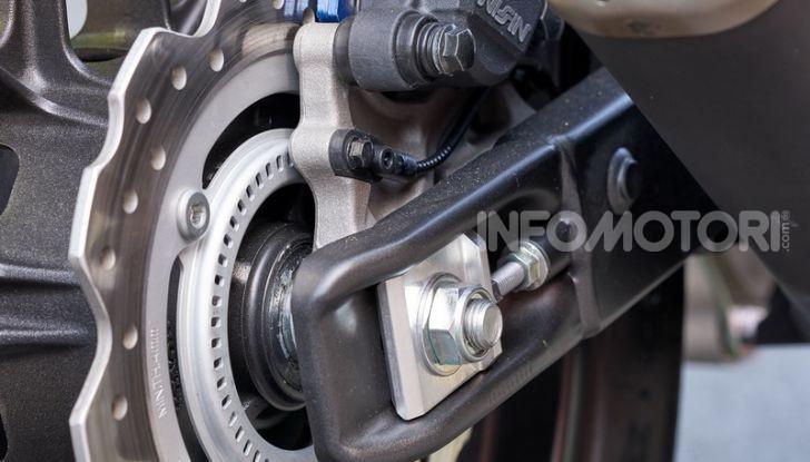 Prova Honda CB500X 2019: 19″ all'anteriore, caratteristiche, prezzo e impressioni - Foto 15 di 42