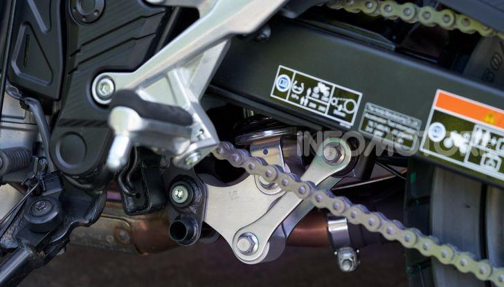 Prova Honda CB500X 2019: 19″ all'anteriore, caratteristiche, prezzo e impressioni - Foto 22 di 42