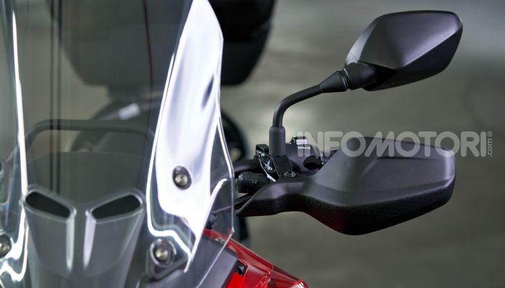 Prova Honda CB500X 2019: 19″ all'anteriore, caratteristiche, prezzo e impressioni - Foto 28 di 42