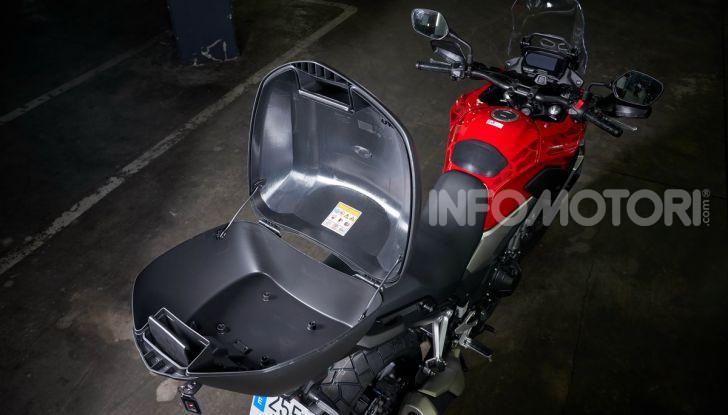Prova Honda CB500X 2019: 19″ all'anteriore, caratteristiche, prezzo e impressioni - Foto 34 di 42