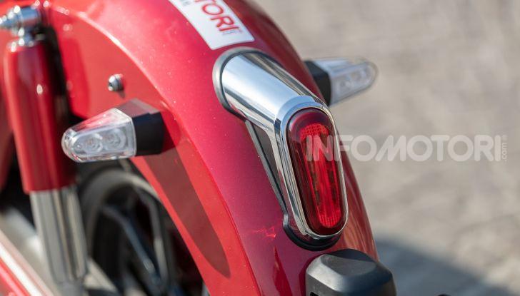 Prova Honda Super Cub C125: caratteristiche, opinioni e prezzi - Foto 23 di 59