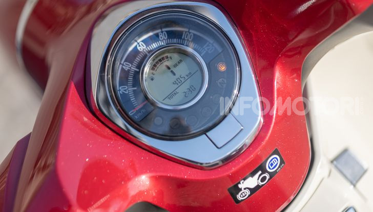 Prova Honda Super Cub C125: caratteristiche, opinioni e prezzi - Foto 34 di 59