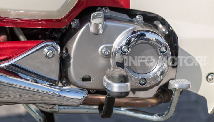 Prova Honda Super Cub C125: caratteristiche, opinioni e prezzi - Foto 38 di 59