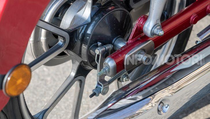 Prova Honda Super Cub C125: caratteristiche, opinioni e prezzi - Foto 59 di 59