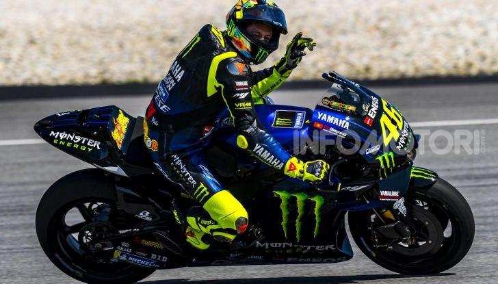 Dainese Riding Master: un giorno in pista con Valentino Rossi - Foto 2 di 10