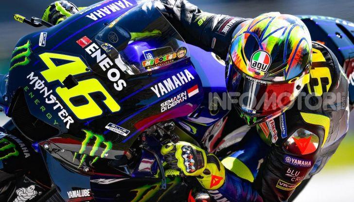 Dainese Riding Master: un giorno in pista con Valentino Rossi - Foto 5 di 10