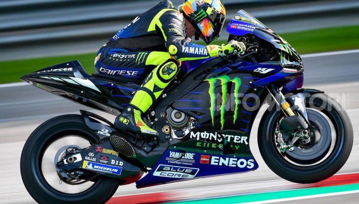 Dainese Riding Master: un giorno in pista con Valentino Rossi - Foto 7 di 10