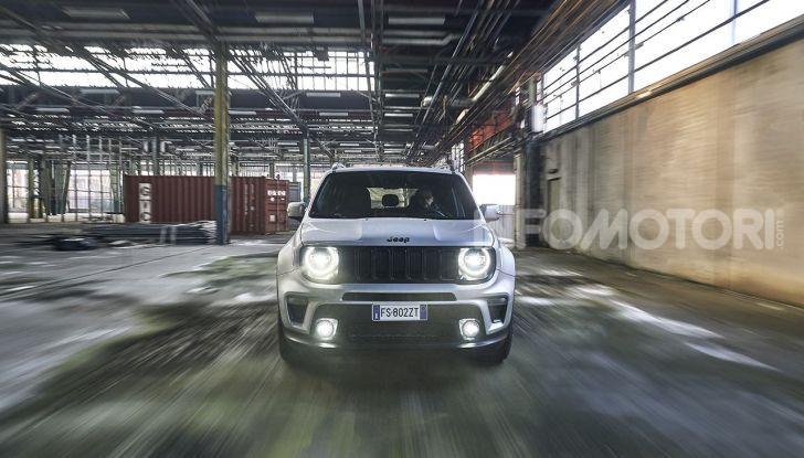 Jeep Renegade S, la nuova versione sportiva - Foto 2 di 20