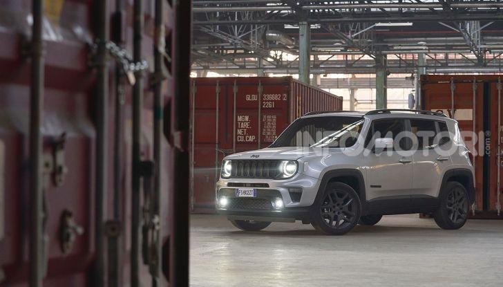 Jeep Renegade ancora più conveniente con la promo anti Coronavirus - Foto 15 di 20
