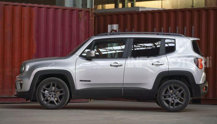 Jeep Renegade S, la nuova versione sportiva - Foto 13 di 20