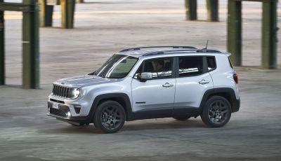 Jeep Renegade e Compass: noleggio facile grazie a Amazon
