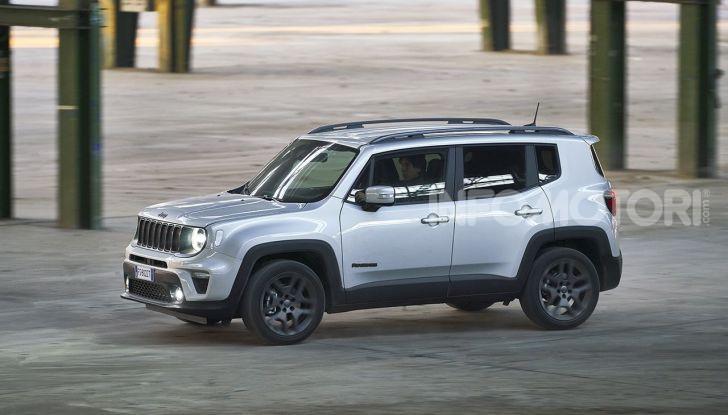 Jeep Renegade noleggio Amazon