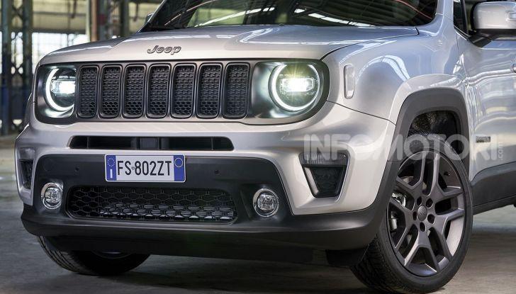 Jeep Renegade ancora più conveniente con la promo anti Coronavirus - Foto 12 di 20