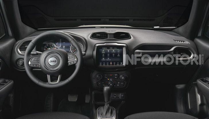 Jeep Renegade S, la nuova versione sportiva - Foto 14 di 20