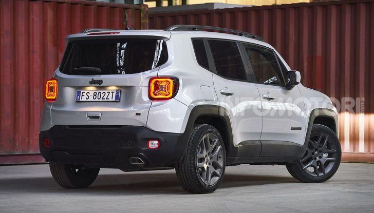 Jeep Renegade ancora più conveniente con la promo anti Coronavirus - Foto 7 di 20