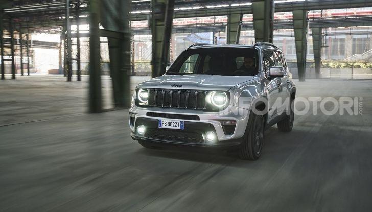 Jeep Renegade ancora più conveniente con la promo anti Coronavirus - Foto 16 di 20