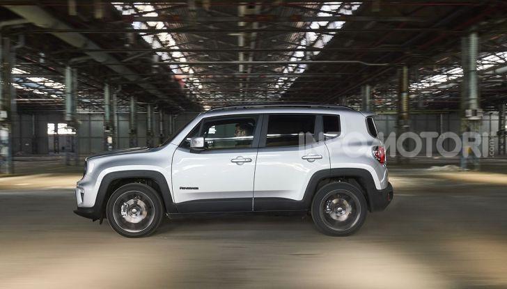 Jeep Renegade ancora più conveniente con la promo anti Coronavirus - Foto 20 di 20