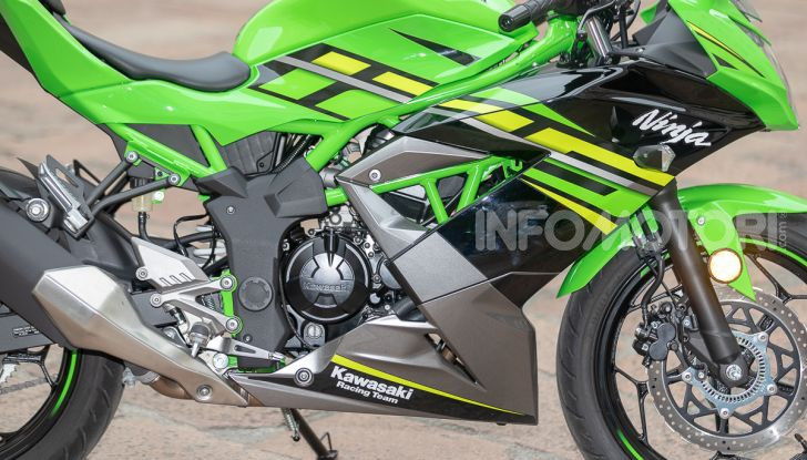 Prova nuova Kawasaki Ninja 125 2019: che bello tornare sedicenni! - Foto 1 di 46
