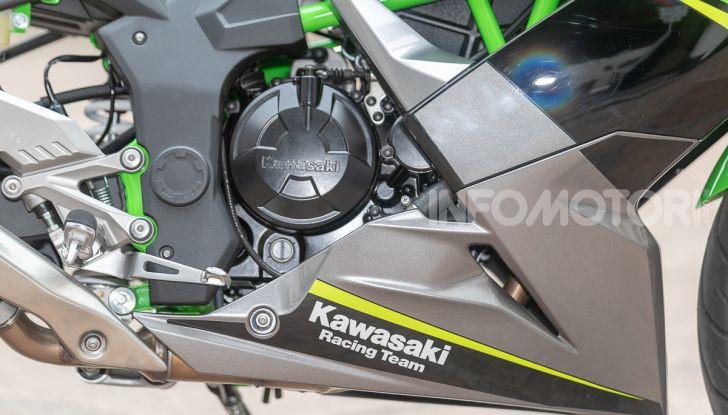 Prova nuova Kawasaki Ninja 125 2019: che bello tornare sedicenni! - Foto 3 di 46