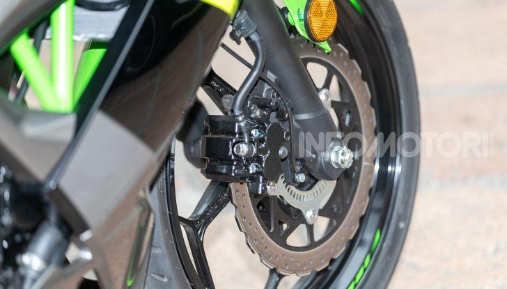 Prova nuova Kawasaki Ninja 125 2019: che bello tornare sedicenni! - Foto 4 di 46