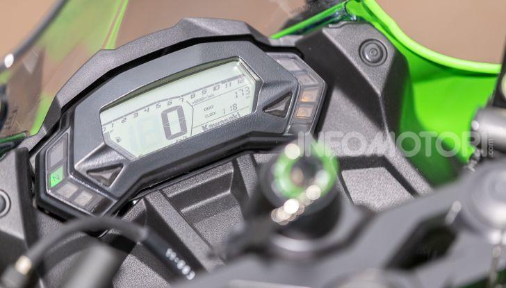 Prova nuova Kawasaki Ninja 125 2019: che bello tornare sedicenni! - Foto 5 di 46