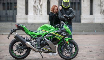 Prova nuova Kawasaki Ninja 125 2019: che bello tornare sedicenni!