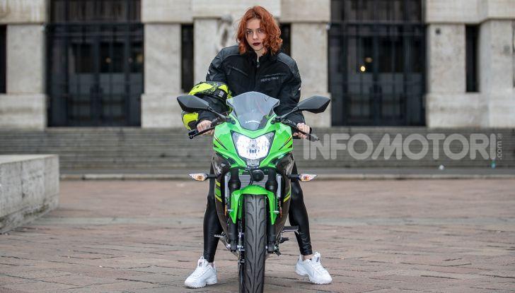 Prova nuova Kawasaki Ninja 125 2019: che bello tornare sedicenni! - Foto 20 di 46