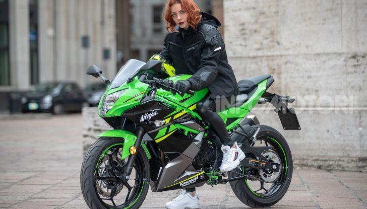Prova nuova Kawasaki Ninja 125 2019: che bello tornare sedicenni! - Foto 22 di 46
