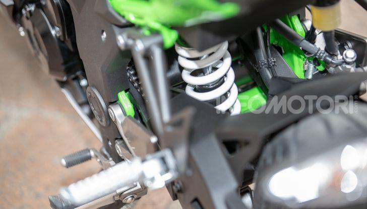 Prova nuova Kawasaki Ninja 125 2019: che bello tornare sedicenni! - Foto 26 di 46