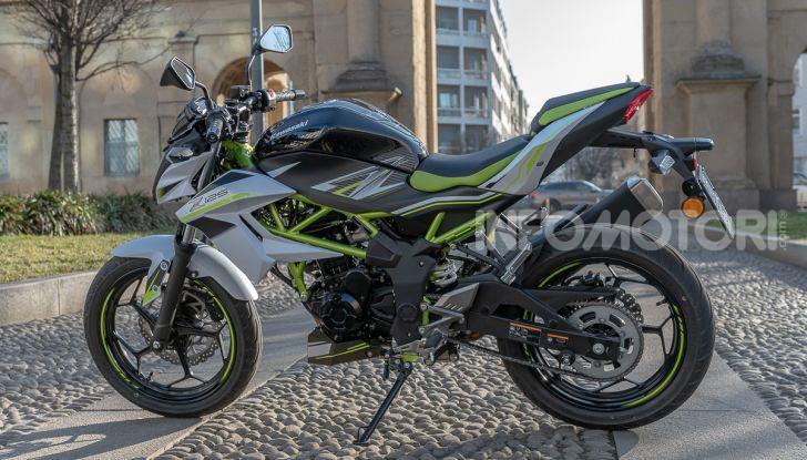 Kawasaki Z125 MY 2019: caratteristiche, opinioni e prezzo - Foto 1 di 43