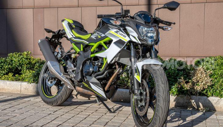 Kawasaki Z125 MY 2019: caratteristiche, opinioni e prezzo - Foto 9 di 43
