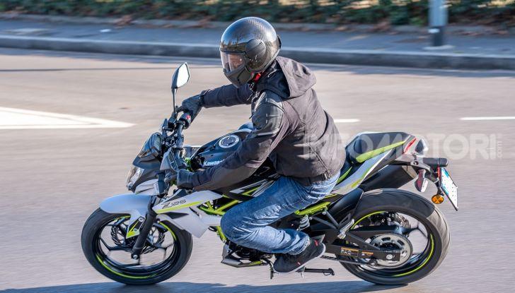 Kawasaki Z125 MY 2019: caratteristiche, opinioni e prezzo - Foto 30 di 43