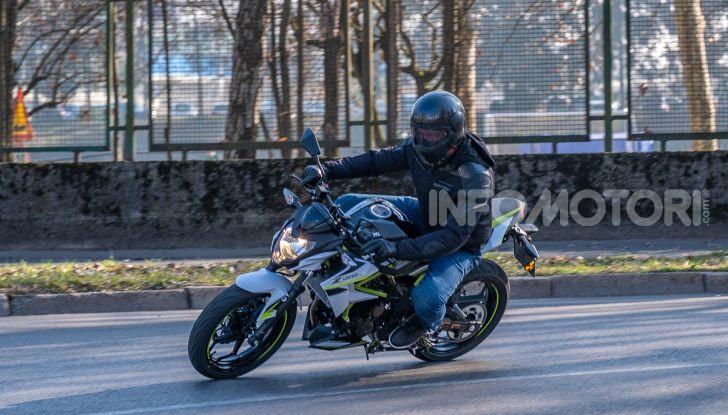 Kawasaki Z125 MY 2019: caratteristiche, opinioni e prezzo - Foto 33 di 43