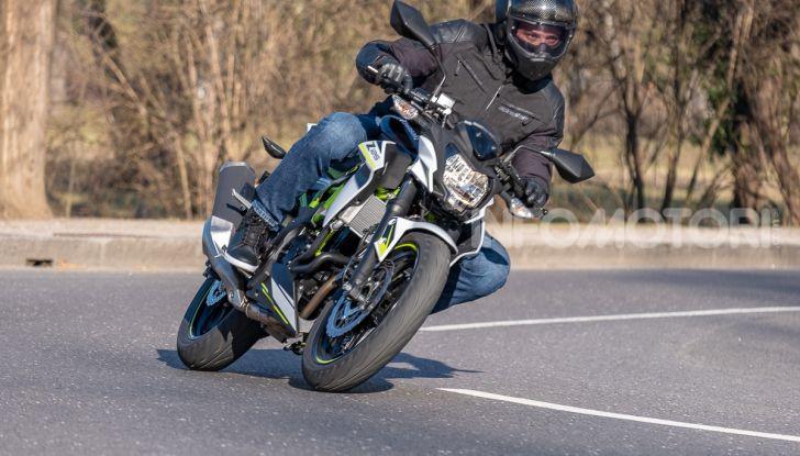 Kawasaki Z125 MY 2019: caratteristiche, opinioni e prezzo - Foto 37 di 43