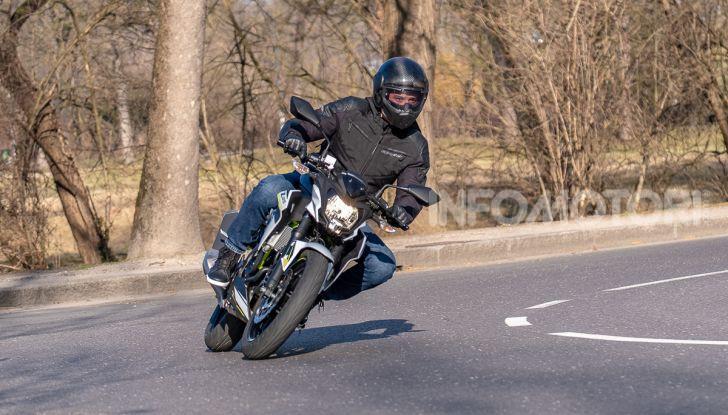 Kawasaki Z125 MY 2019: caratteristiche, opinioni e prezzo - Foto 41 di 43