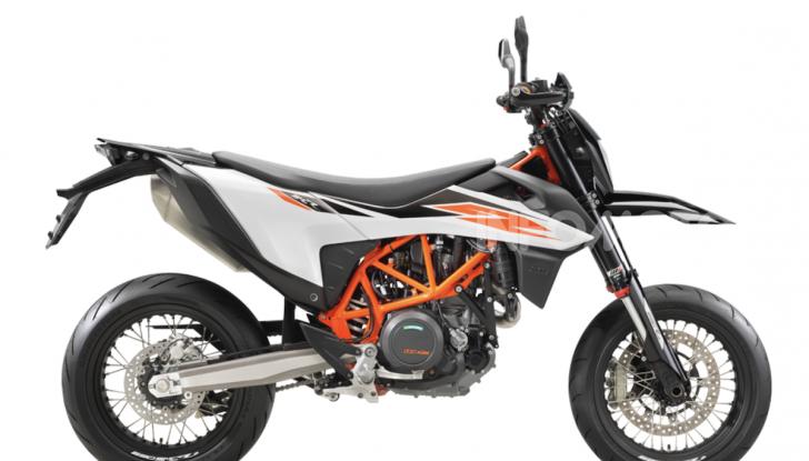 KTM 690 SMC R e KTM 690 Enduro R: le regine del motard e fuoristrada - Foto 3 di 5