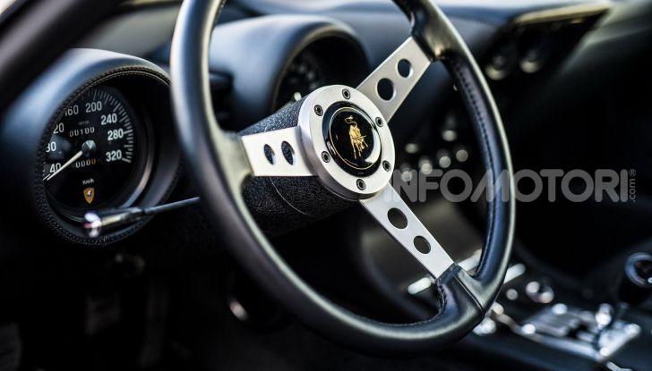 Lamborghini Miura SV di Jean Todt, un restauro meraviglioso - Foto 7 di 27