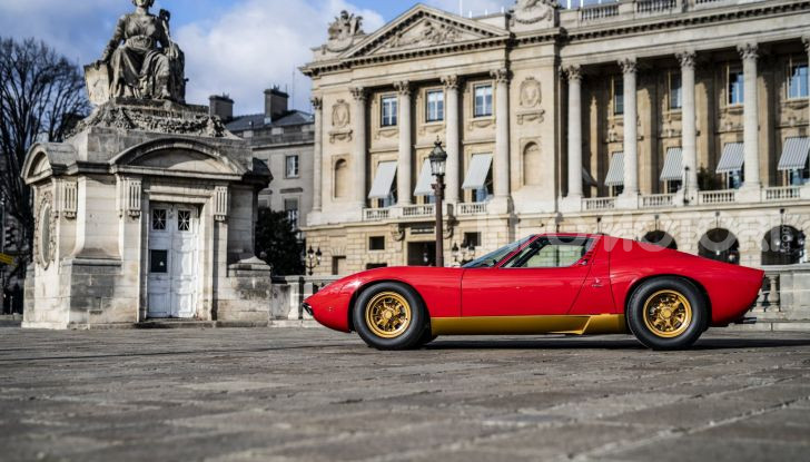 Lamborghini Miura SV di Jean Todt, un restauro meraviglioso - Foto 3 di 27