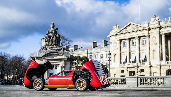 Lamborghini Miura SV di Jean Todt, un restauro meraviglioso - Foto 19 di 27